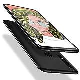 X-level Honor 9X Hülle, Huawei P smart Z Hülle, [Guardian Serie] Soft Flex TPU Hülle Superdünn Handyhülle Silikon Bumper Cover Schutz Tasche Schale Schutzhülle für Honor 9X/Huawei P smart Z - Schwarz