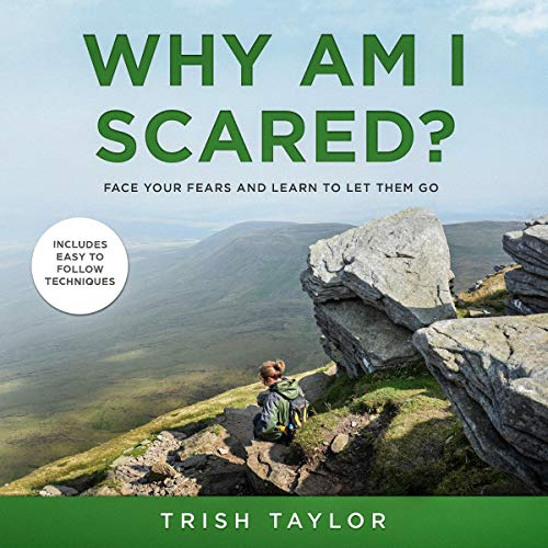 Why Am I Scared? audiobook cover art