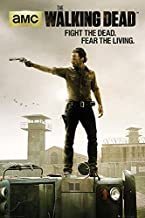 The walking dead Rick poster 60 x 90 cms