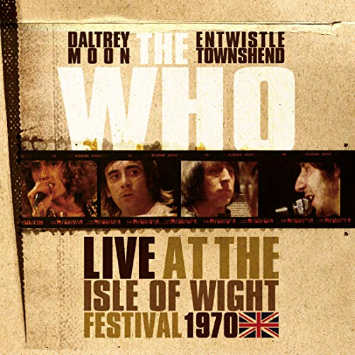 The Who - Live at the Isle of Wight 1970 (Limited 3LP+2CD) [Vinyl LP]