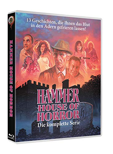 Hammer House of Horror - Die komplette Serie [Blu-ray]