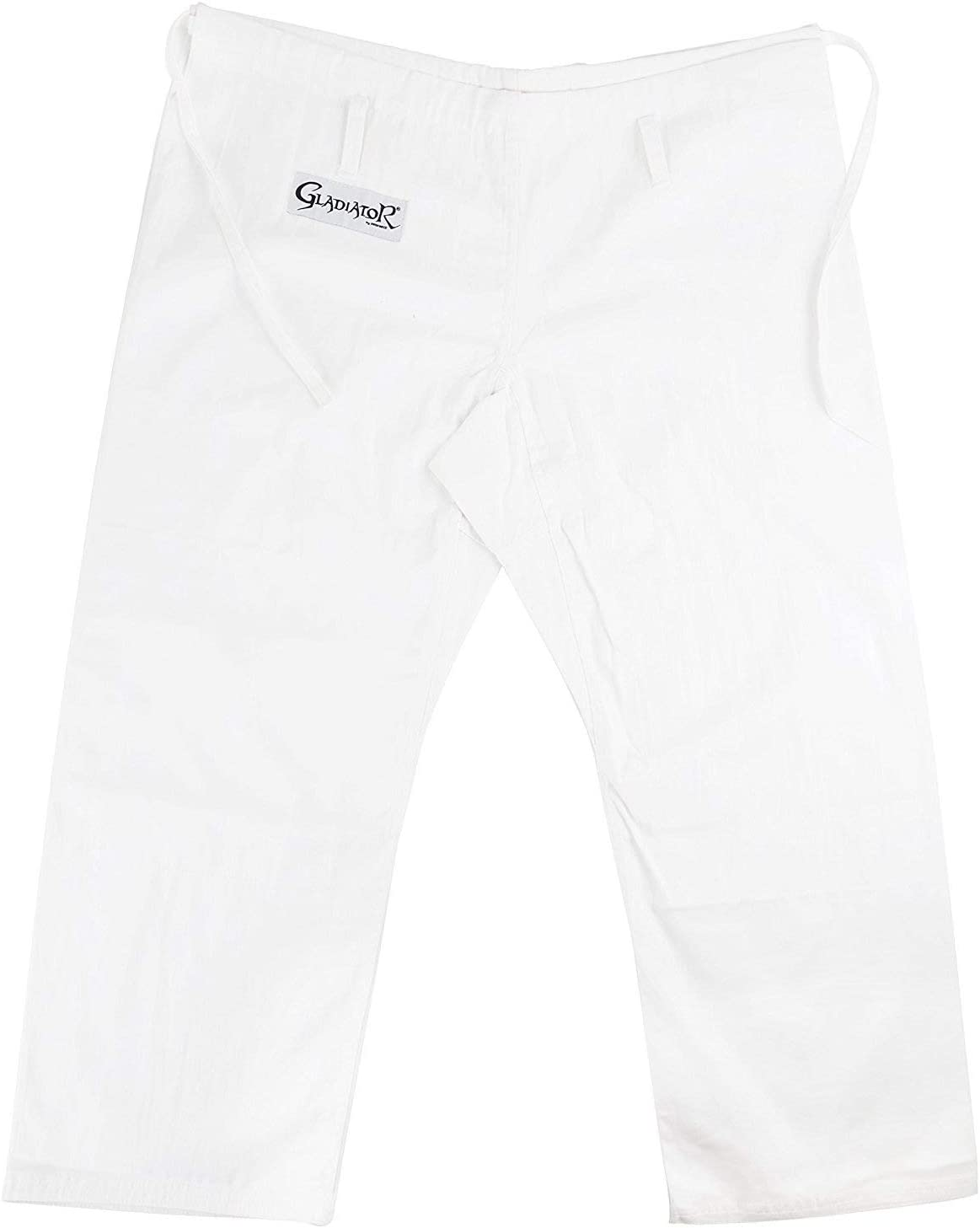 PROFORCE Gladiator Judo Ultra-Cheap Deals OFFicial store Pants 000 White - Size