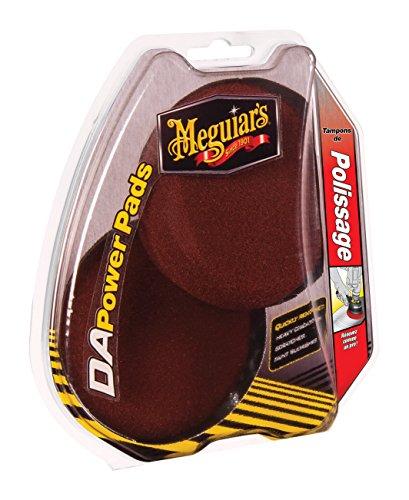 Meguiar's DA Compound Power Pads - Accesorios para