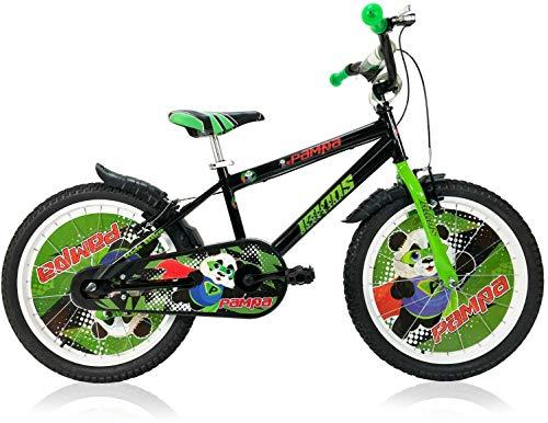 IBK Bici Bicicletta Bambino Bimbo Pampa Misura 20
