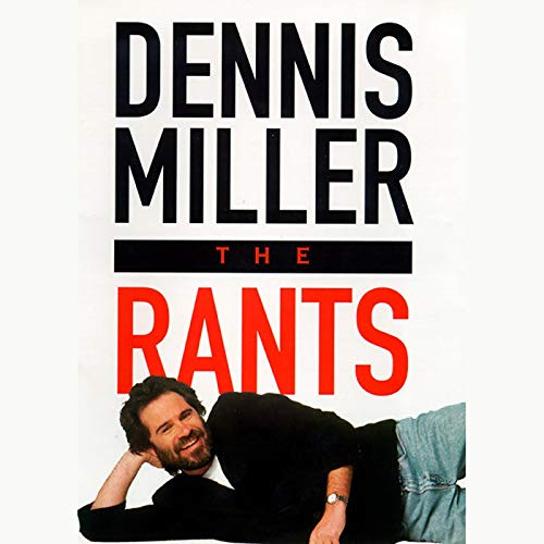 The Rants audiobook cover art