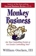 Monkey Business: Are You Controlling Events or Are They Controlling You?