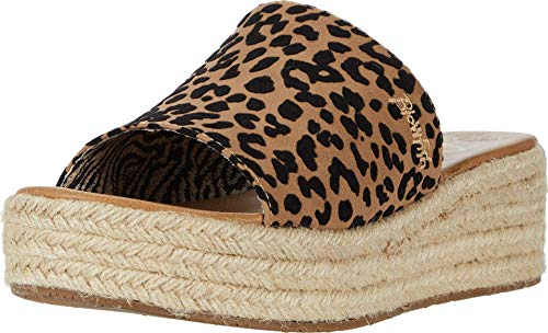 Blowfish Malibu Leigh Women's Sandal 10 B(M) US Leopard