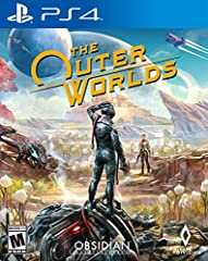 The outer worlds is a new single-player first-person sci-fi rpg from obsidian entertainment and private division. In the outer worlds, you awake from hibernation on a colonist ship that was lost in transit to halcyon, the furthest colony from earth l...