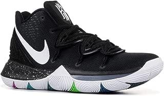 Men's Kyrie 5 Basketball Shoes (10, Black/Multi)