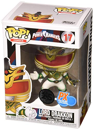 Power Rangers PX Exclusive Funko Pop Vinyl Figure - Lord Drakkon