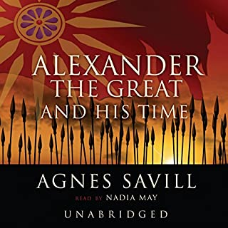 Alexander the Great and His Time cover art