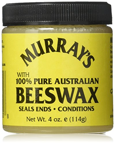 Price comparison product image Murrays Beeswax 4 Ounce Jar (2 Pack)