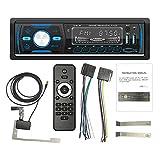 ePathChina 1 Din Car Radio Stereo MP3 Player USB AUX FM AM RDS DAB+ Radio Receiver Bluetooth TF Card U Disk