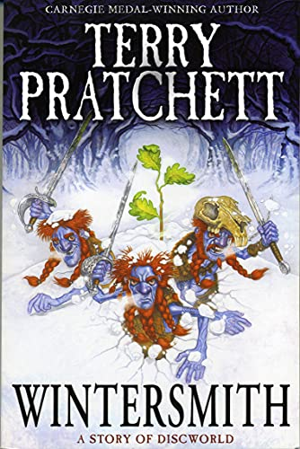 Wintersmith: (Discworld Novel 35) (Discworld series)