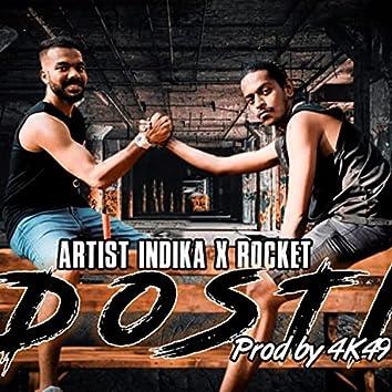Dosti Indika X Rocket (Special Version) (Special Version)