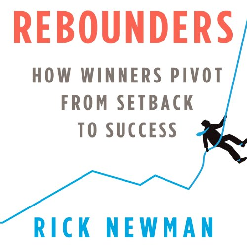 Rebounders audiobook cover art