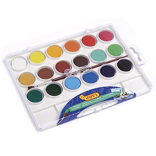 Jovi - Acuarelas, colores surtidos (800 18)