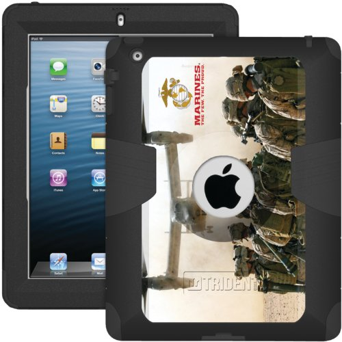 Trident Case Kraken AMS Case for Apple New iPad-Retail Packaging-U.S Air Force Camouflage