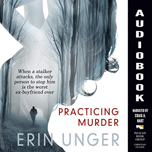 Practicing Murder audiobook cover art