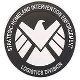 Noctilucous M-Arvel Shield...image