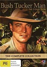 The Bush Tucker Man - Complete Collection - 5-DVD Set [ NON-USA FORMAT, PAL, Reg.0 Import - Australia ] by Les Hiddins