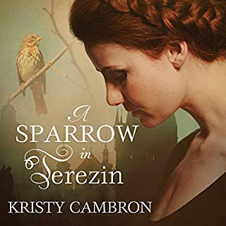 A Sparrow in Terezin audiobook cover art