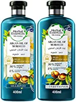 Herbal Essences Bio Renew Argan Oil of Morocco Shampoo 400 ml+ Conditioner 400 ml