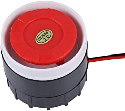 Warning Horn, Wired Sound Alarm System, for Home Security Residential Security Commercial Security Safe Protection System