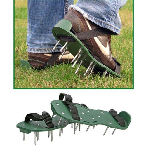 Benelando® Rasenbelüftungs-Sandalen in Einheitsgröße