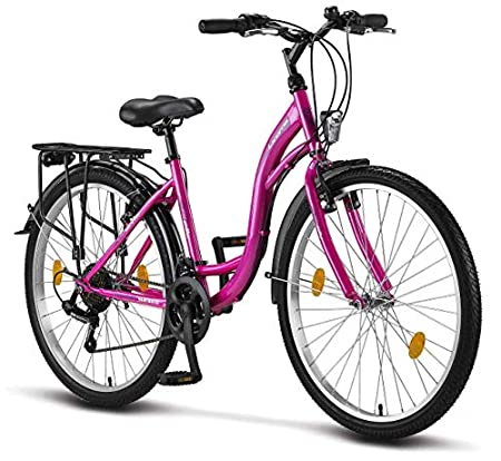 Licorne Bike Stella Premium City Bike in 26 Zoll