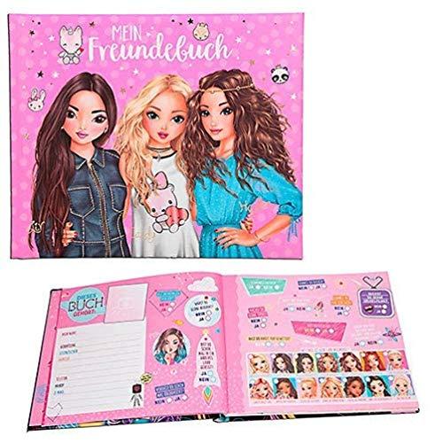 TOPModel Freundebuch Motiv 1 pink Friends *NEU*OVP*
