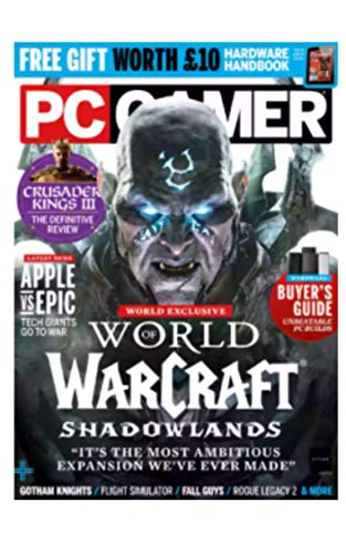 PC Gamer UK – Issue 349, 2020 (English Edition)