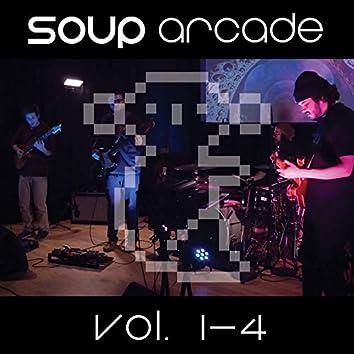 Soup Arcade Vol. 1 - 4