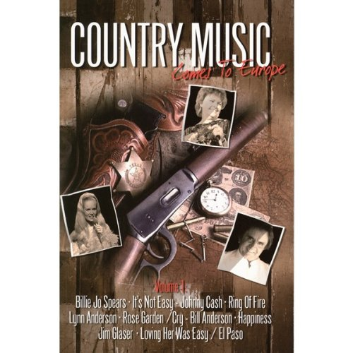 Various Artists - Country Music Comes to Europe Vol. 1 [Alemania] [DVD]
