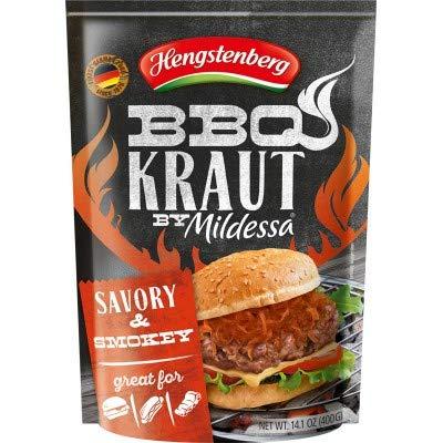BBQ Kraut by Mildessa 400g Beutel