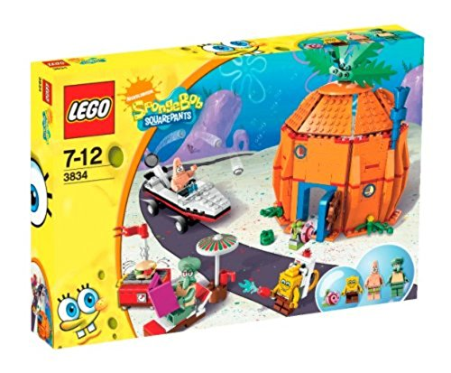 LEGO SpongeBob 3834 - Nachbarschaft in Bikini Bottom