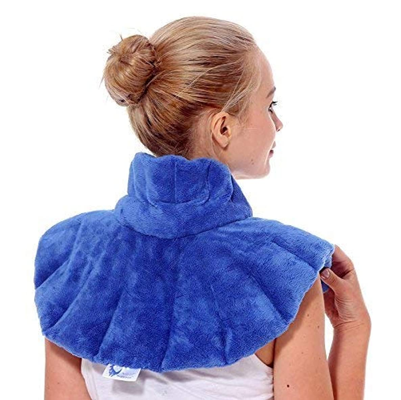 Huggaroo Microwavable Neck Wrap with Herbal Aromatherapy