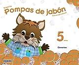 Pompas de jabón 5 años. Proyecto Educación Infantil 2º ciclo - 9788490670446