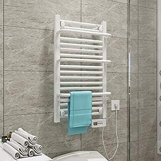 HYY-YY. Naścienny podgrzewacz na ręczniki do łazienki chrom polerowany grzejnik łazienkowy 8-miejscowy bars podgrzewacz do...
