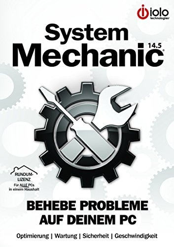 IOLO System Mechanic Standard 14.5 [PC Download]