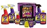 Wizards Motorcycle Cleaner Kits (Motorcycle Cool Kit (8 pc))