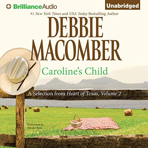 Caroline's Child Audiobook By Debbie Macomber cover art