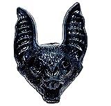 Lovelegis Máscara de Vampiro - murciélago - Monstruo - PVC - Idea de Regalo para cumpleaños