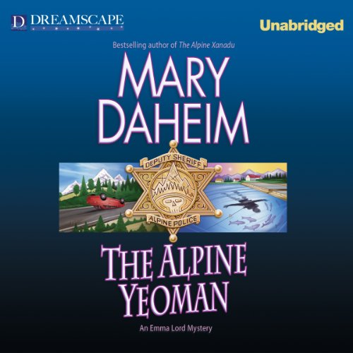 The Alpine Yeoman audiobook cover art