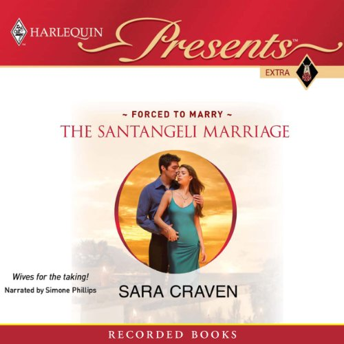 The Santangeli Marriage cover art