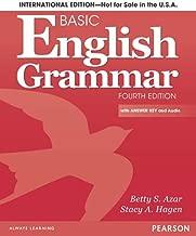 Best english grammar betty azar fourth edition Reviews