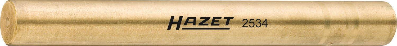 Hazet 2534 高級 Mandrel of brass 安心の定価販売 7.87