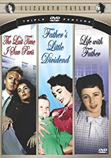 The Last Time I Saw Paris/Father's Little Dividend/Life With Father [Import]