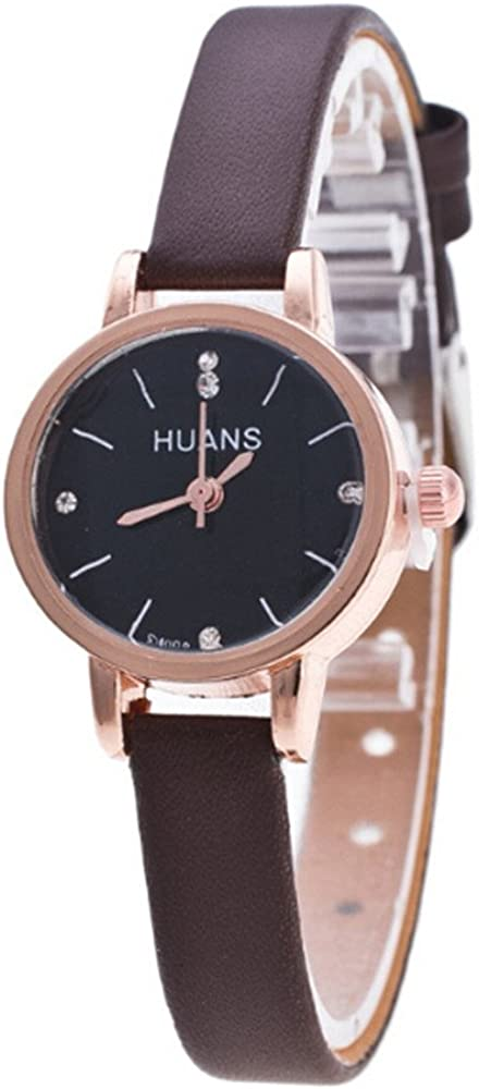 Balakie Womens Wrist Watch Minimalist Fashion Sale SALE% OFF Strap Leather Anal Surprise price
