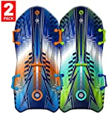 Sno-Storm 50' Vipernex Snow Sled 2-Pack